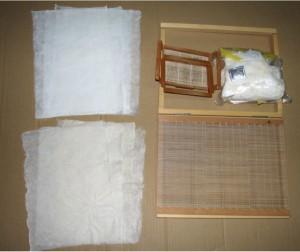 紙漉き 道具