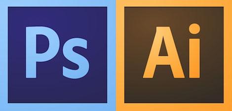 adobe「Photoshop」と「illustrator」の違い!初心者も納得!!