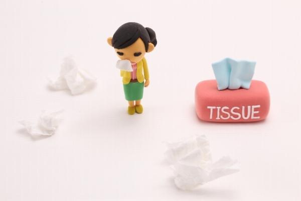 つらい鼻水・鼻づまり|花粉症の妊婦でも飲める薬と対処法とは?