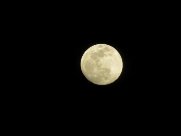 八十八夜の満月