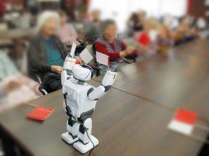 介護ロボット パルロ